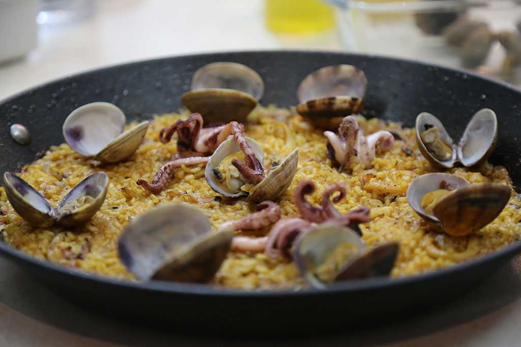 Curso de arroces