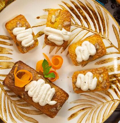 Receta para preparar Tarta de Zanahoria