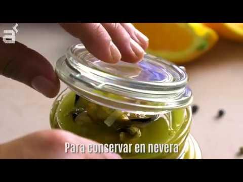Cómo hacer mejillones en escabeche