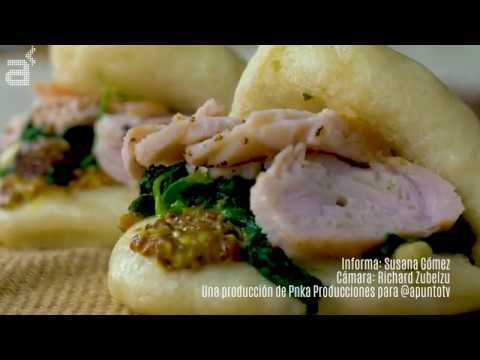 Cómo se hace el pan bao