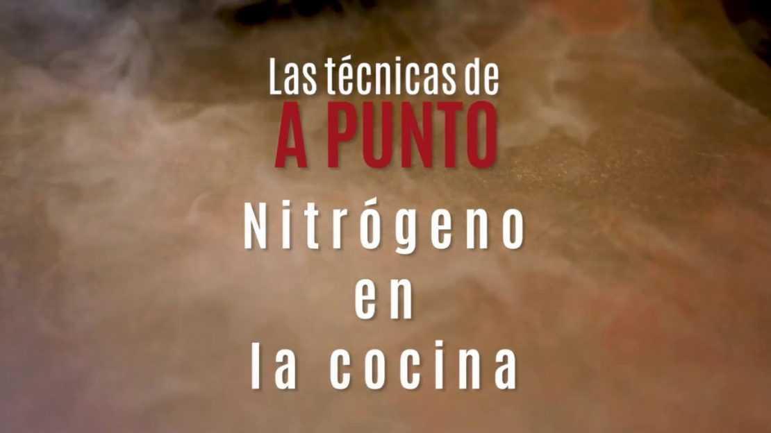 Qué es el nitrógeno líquido