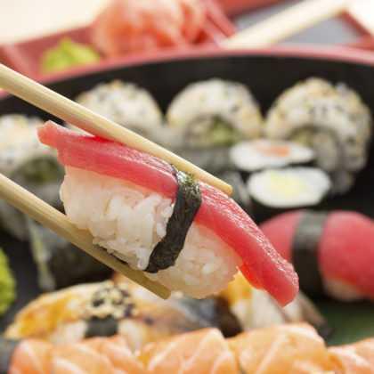 Curso de cocina japonesa + sushi en Madrid