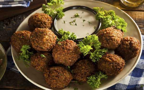 Curso de street food árabe en Madrid