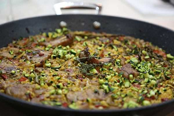 Curso de paellas y arroces
