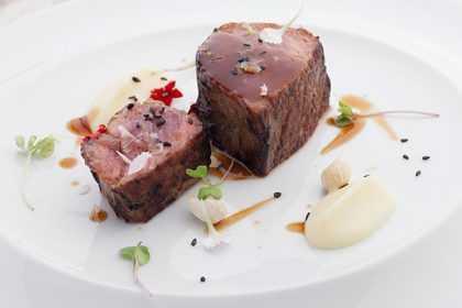 Curso de cocina con carnes
