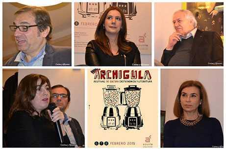 Festival Archigula Literatura y Gastronomía