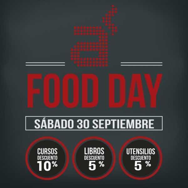 FOOD DAY EN A PUNTO
