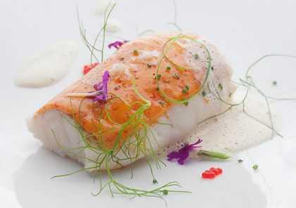 Curso de cocina: pescados y mariscos