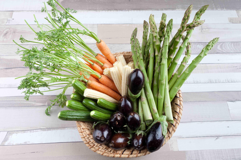 Receta de tempura de verduras