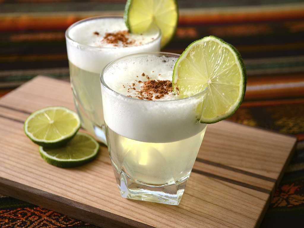 PERUANA – PISCO SOUR
