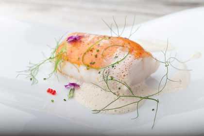 Receta de pescado cocinado a baja temperatura