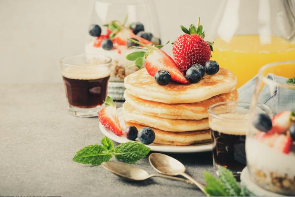 Curso de desayunos dulces y salados