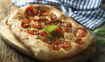Curso de pizzas, focaccias y tartas saladas