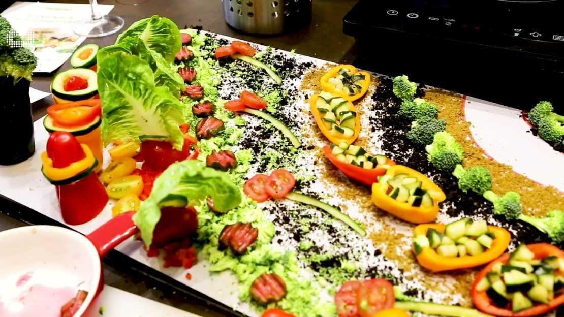 Huerto Ecológico Comestible