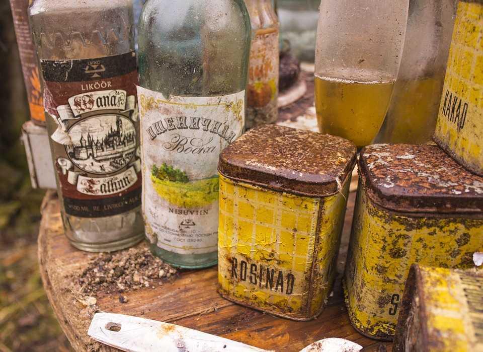 ¿Qué se comía en Chernobyl?