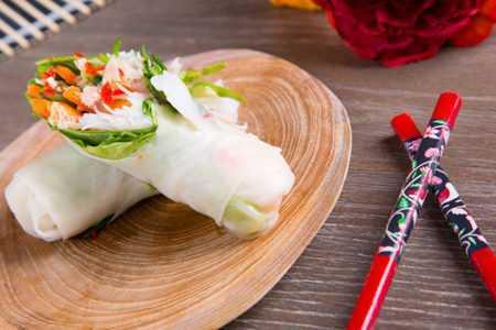 Curso de cocina vietnamita en el centro de Madrid