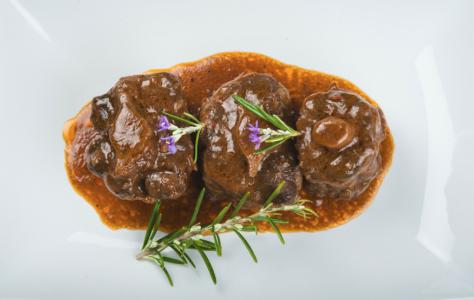 Curso de cocina andaluza - rabo de toro