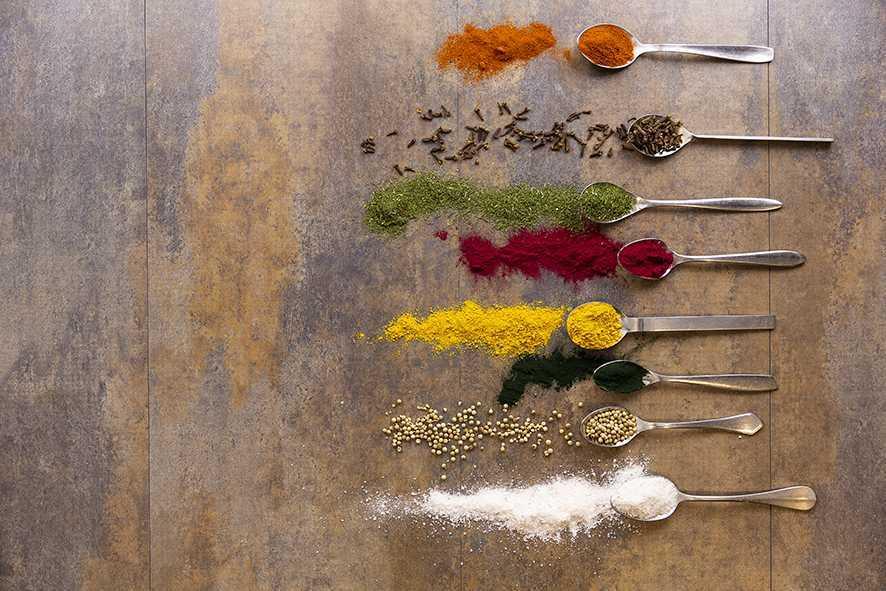 Curso de cocina india en Madrid centro
