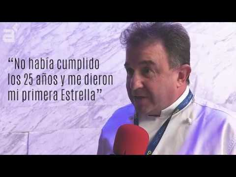 Martin berasategui habla de las Estrellas Michelin