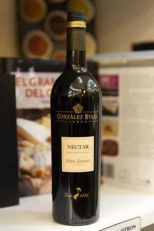 Néctar GONZÁLEZ BYASS (Vino de Jeréz)