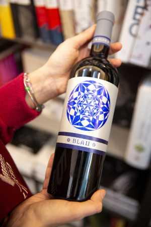 Vino Blau Denominación de origen Montsant