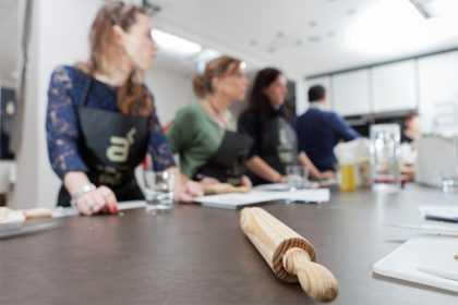 Curso de cocina express de verano en Madrid centro
