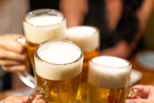Cata de cerveza y cena