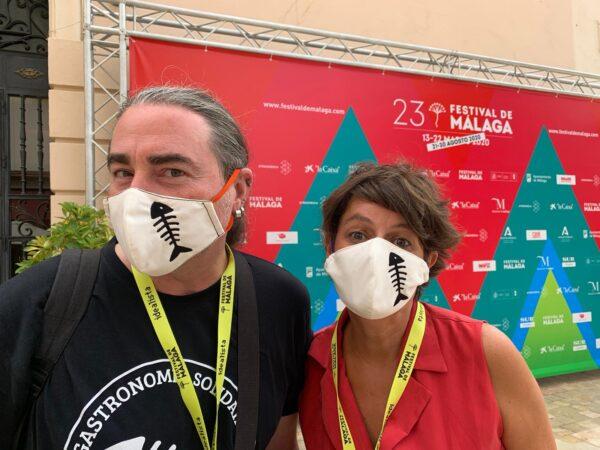 A Punto en el festival de Málaga
