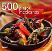500 PLATOS MEXICANOS