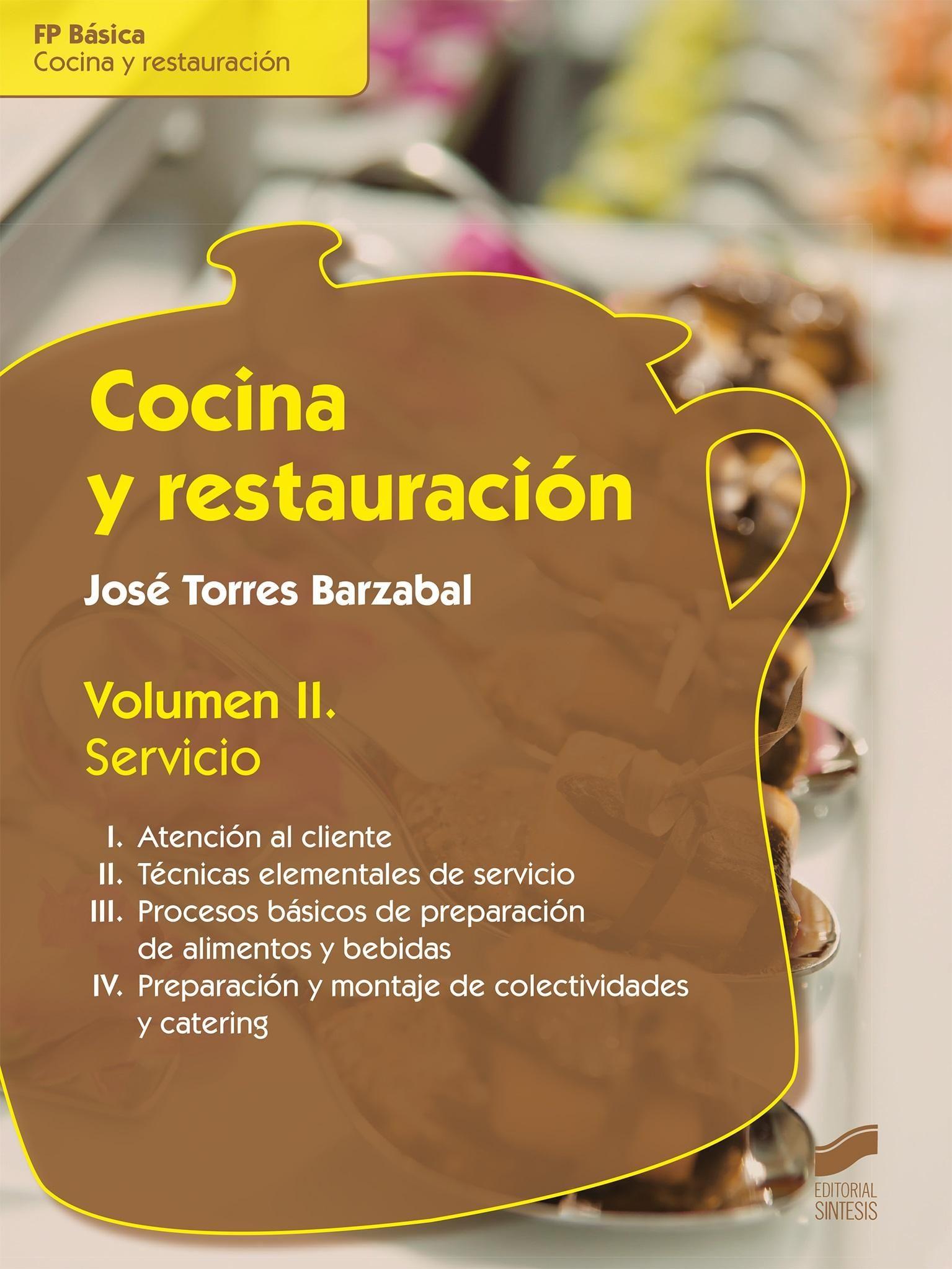 COCINA Y RESTAURACIÓN