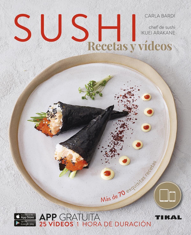 Sushi. Recetas y vídeos.