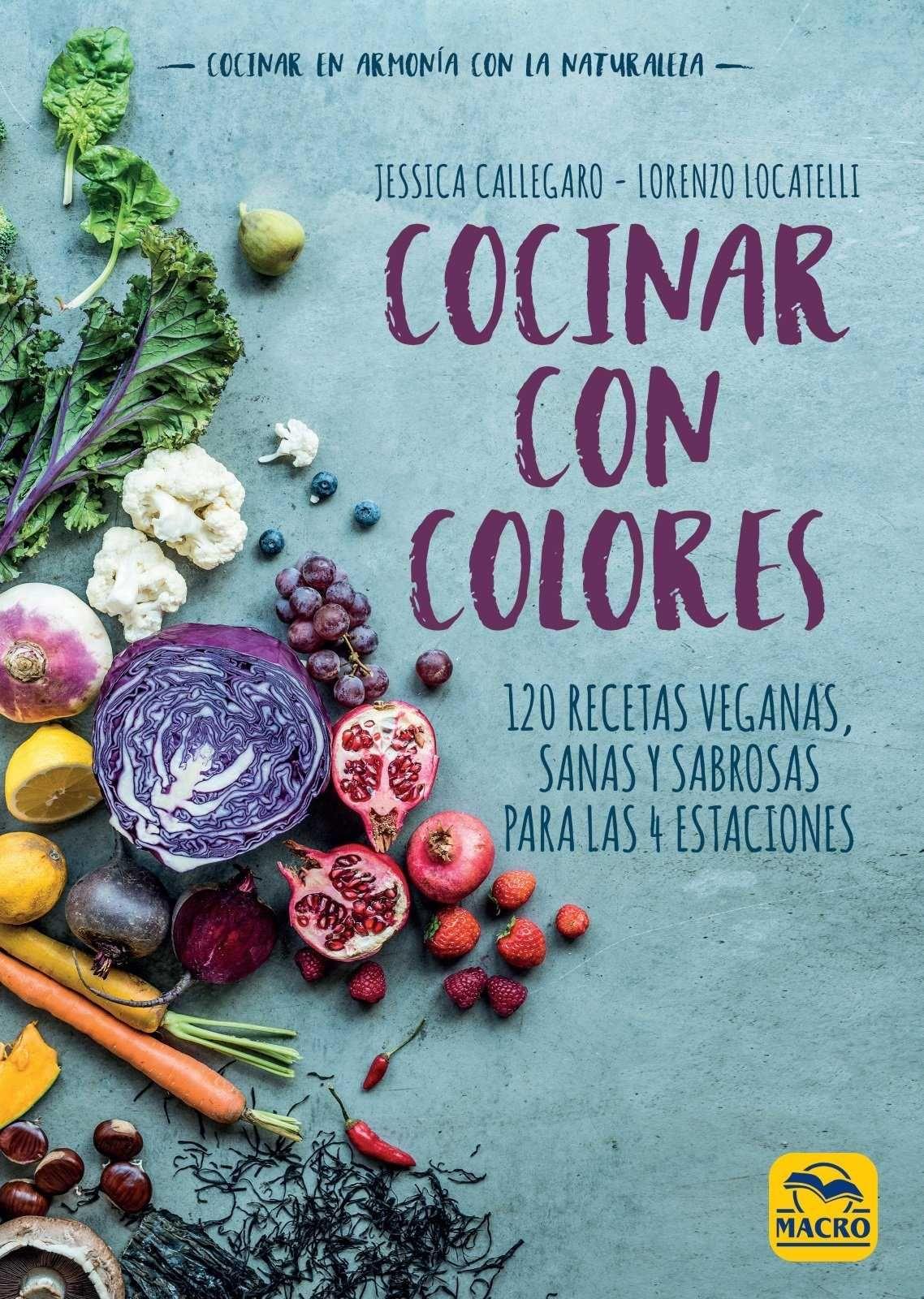 COCINAR CON COLORES