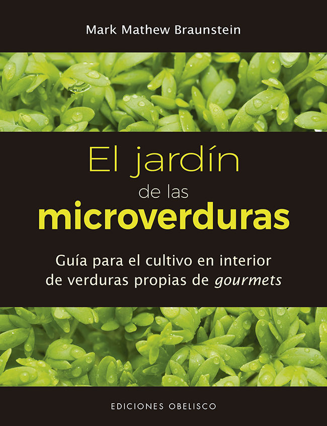 EL JARDÍN DE LAS MICROVERDURAS