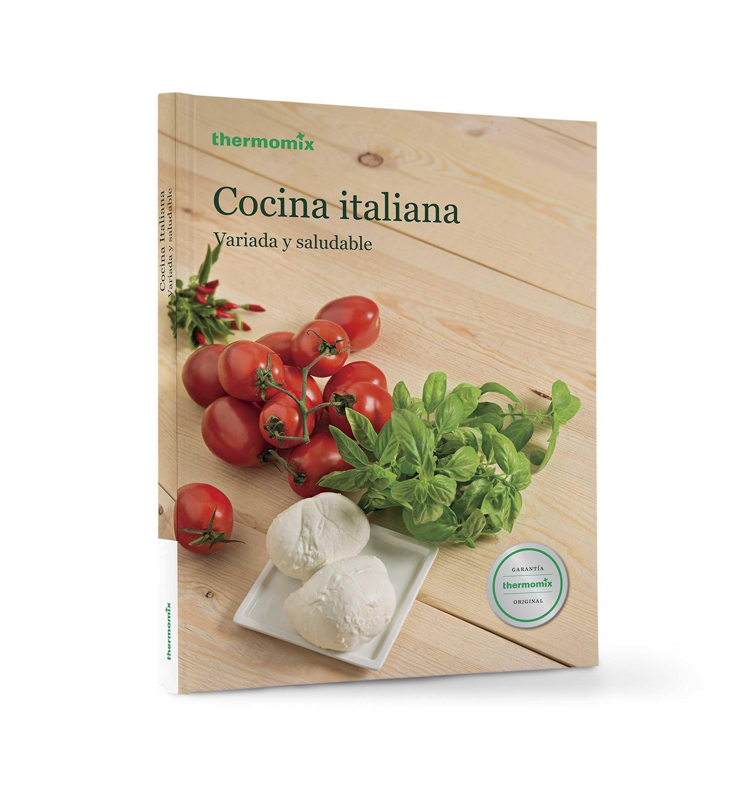 COCINA ITALIANA. VARIADA Y SALUDABLE