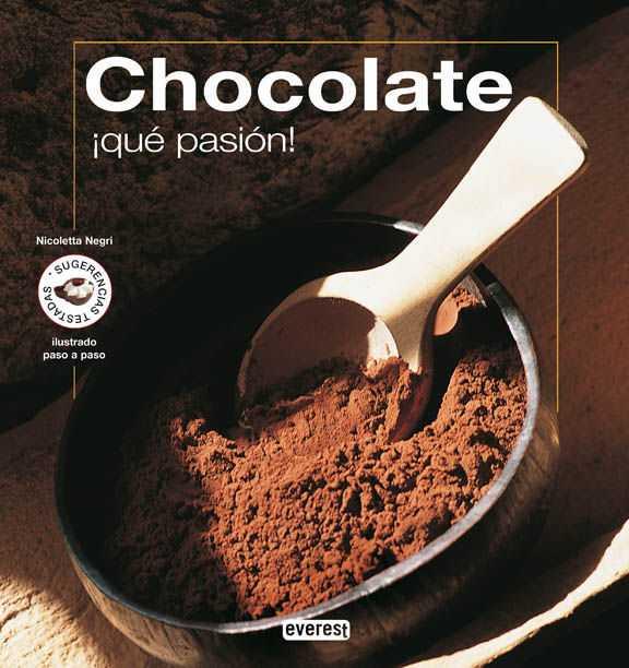 CHOCOLATE QUE PASION