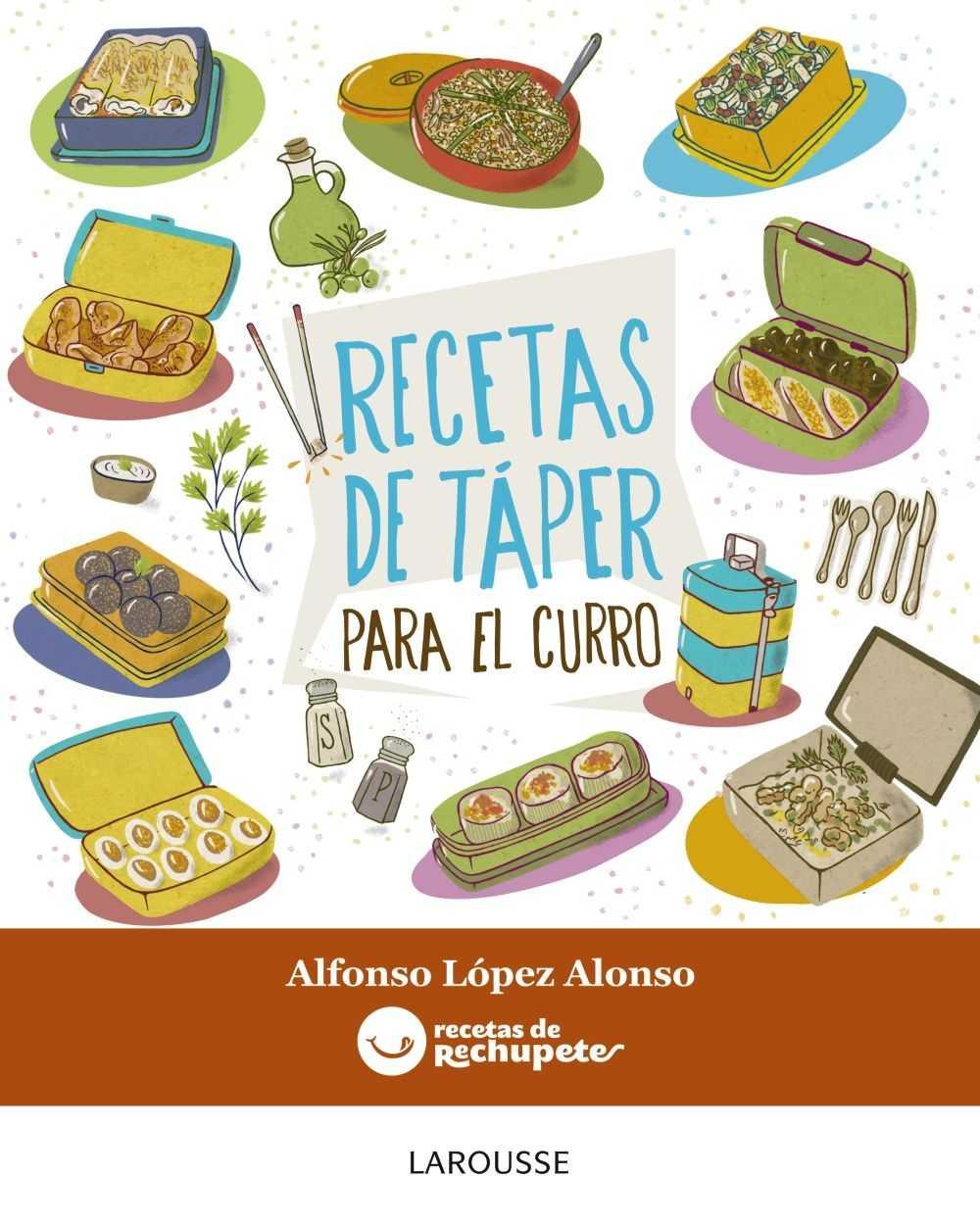 RECETAS DE TÁPER PARA EL CURRO