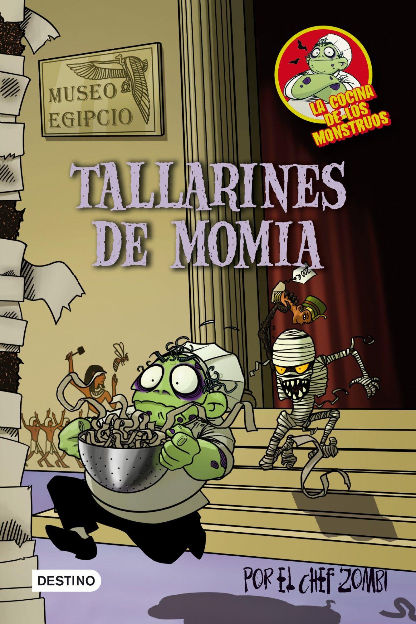TALLARINES DE MOMIA